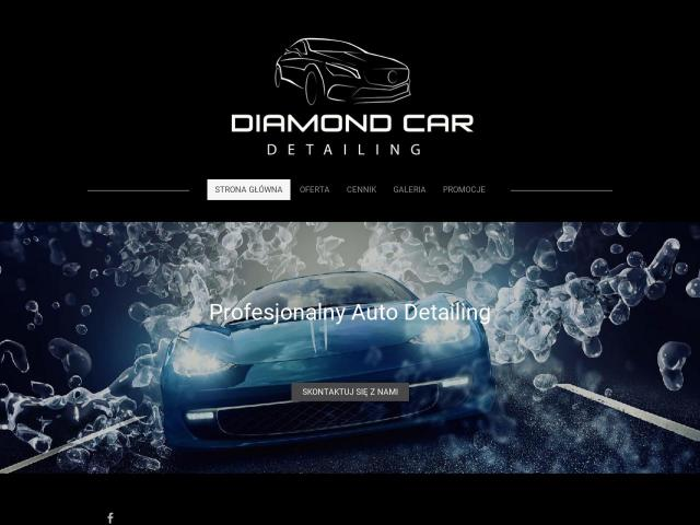 DIAMOND CAR DETAILING Adam Białek